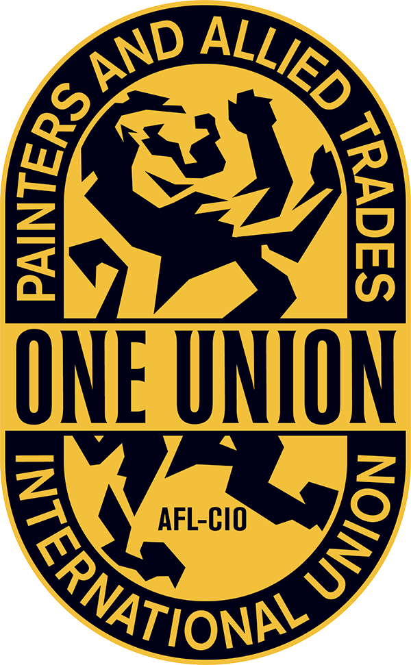 International Union of Painters and Allied Trades IUPAT logo