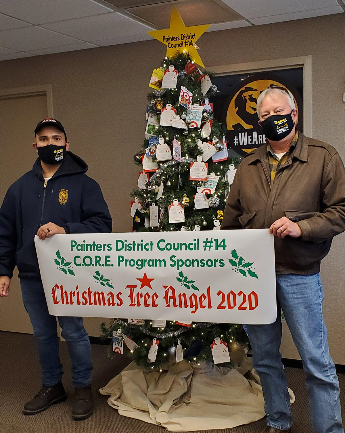 2021 Angel Tree Program Delivers for the Holidays!