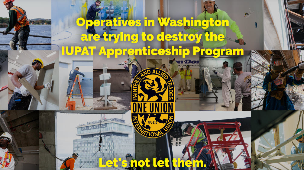 Save IUPAT Apprenticeships